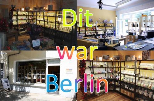 Unser Ladenlokal in Berlin